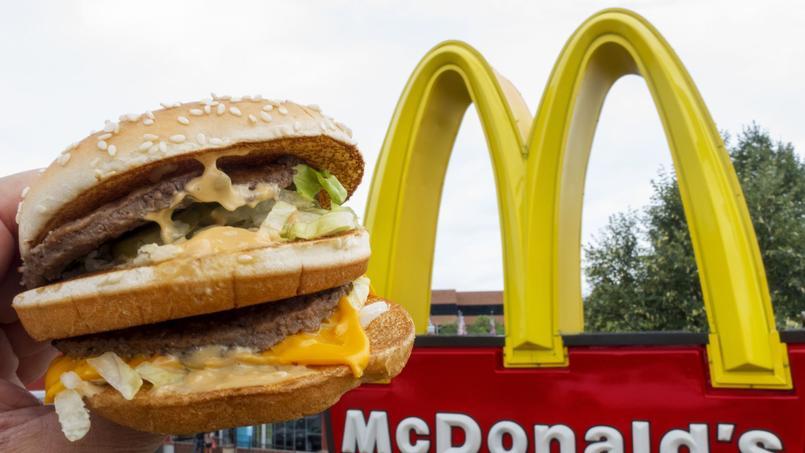 Autun se révolte contre les publicités de McDonald's