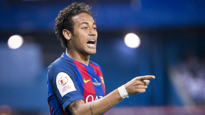 Le Paris SG devrait officaliser l'arrivée de Neymar dans les prochaines heures.