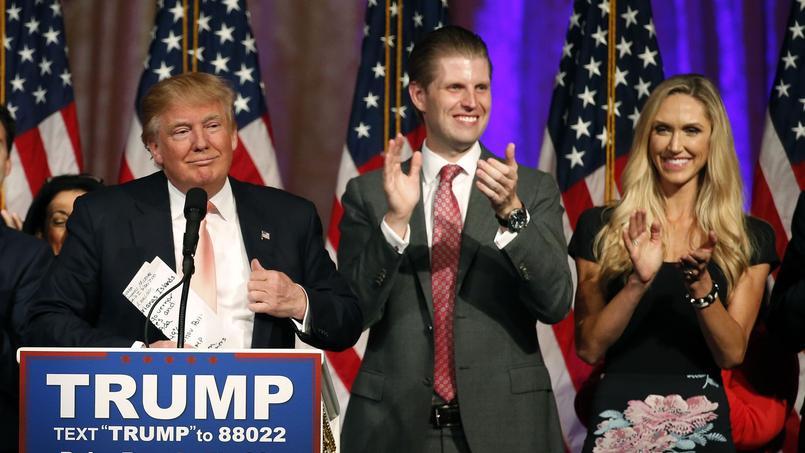 Trump lance sa chaîne de