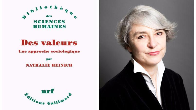 Nathalie Heinich vient de remporter le prix Pétrarque pour son essai «Des valeurs, une approche sociologique».