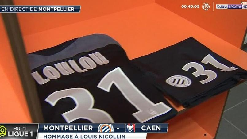 Des maillots floqués «Loulou» à Montpellier en hommage à Louis Nicollin