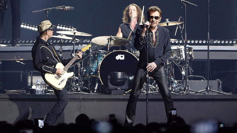 Johnny Hallyday: une nouvelle tournée en 2018