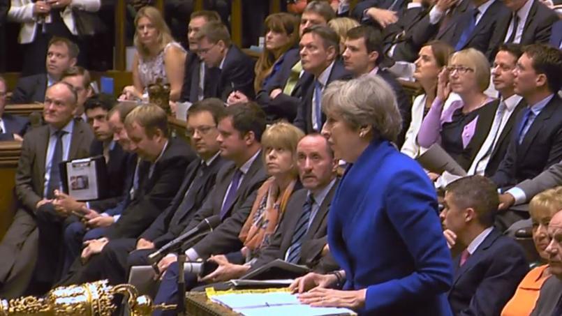 Le Royaume-Uni table sur une addition à 40 milliards d'euros — Brexit