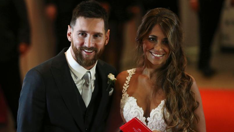 Les 260 invités au mariage de Messi n\u0027ont versé «que» 24.500 \u20ac à des oeuvres