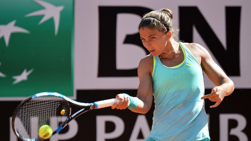 Sara Errani contrôlée positive et suspendue deux mois — Tennis