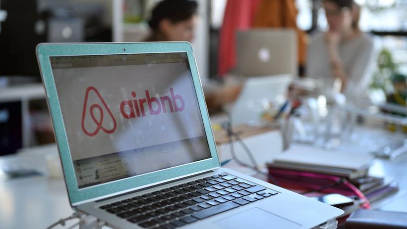 Airbnb n'a payé que 92.944 euros d'impôts en France en 2016.