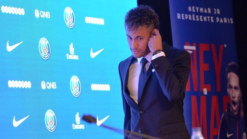 PSG : Neymar pourrait porter plainte contre le Barça