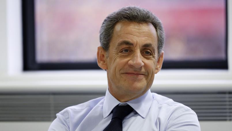 Nicolas Sarkozy, ancien président de la République