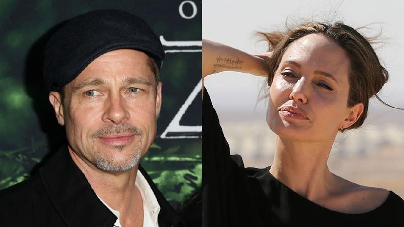 Brad Pitt et Angelina Jolie se sont rencontrés sur le tournage de «Mr. & Mrs. Smith».