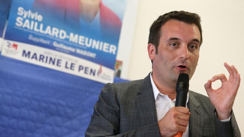 Florian Philippot, vice président du FN