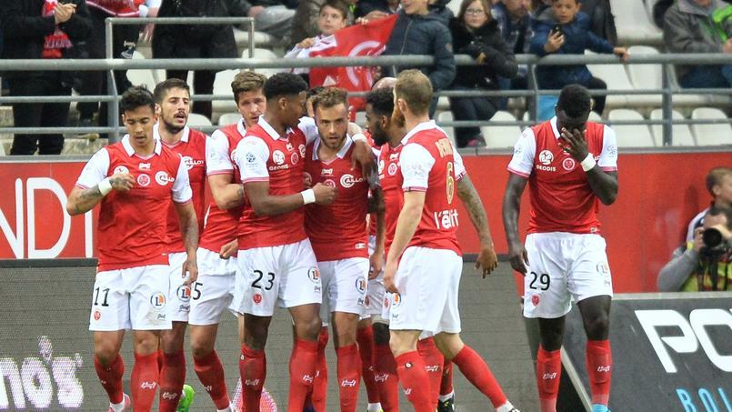 Le prix du maillot de Reims descendra en cas de mauvais résultats de l'équipe.