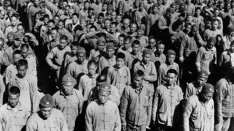 L'aide des travailleurs chinois a été décisive pour la France lors de la première Guerre mondiale.