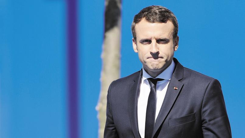 Près des deux tiers des Français insatisfaits par l'action d'Emmanuel Macron