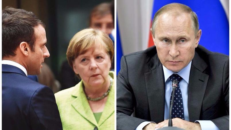 Les dirigeants européens, sous l'impulsion d'un couple franco-allemand solide, pourrait développer en se rapprochant de Vladimir Poutine une politique extérieure plus forte.