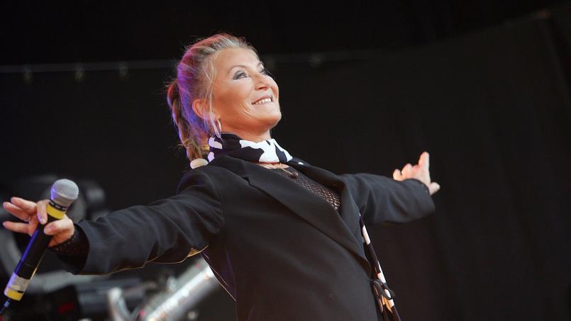 La chanteuse Sheila doit donner deux concerts à Paris.