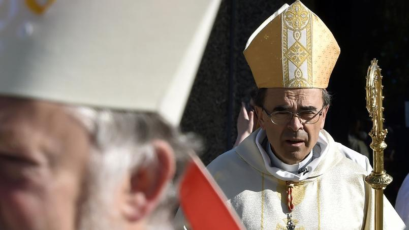 Le cardinal Barbarin reconnaît des