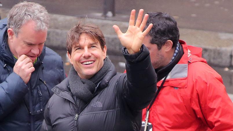 Tom Cruise blessé lors d'une cascade pour Mission Impossible 6