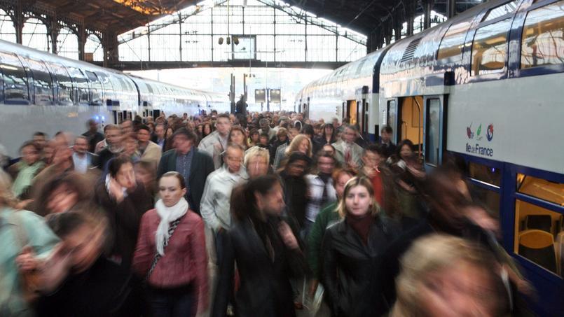 Les incivilités sont responsables d'environ 20% des retards ou perturbations dans transports franciliens.