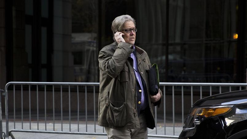 Steve Bannon quitte la Maison-Blanche