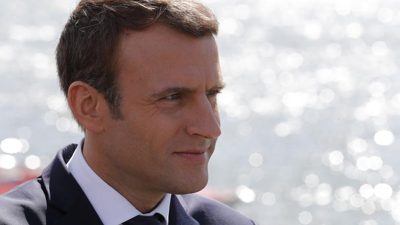 Emmanuel Macron élu homme le plus puissant du monde