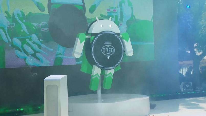 Google annonce Oreo, une mise à jour pour améliorer Android