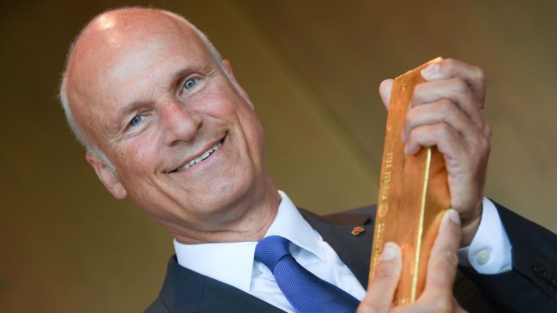 Pourquoi l'Allemagne rapatrie-t-elle ses lingots d'or de France ?