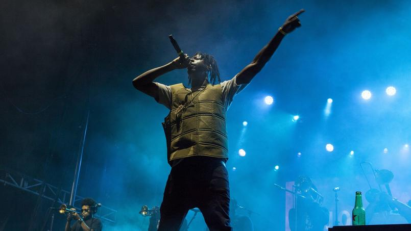 Le rappeur Joey Bada$$ défie l'éclipse sans protection… et annule ses concerts