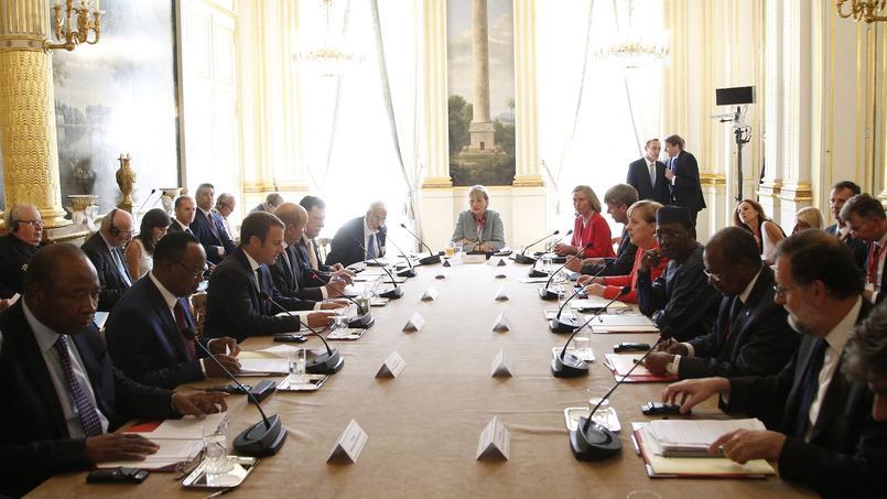 Crise migratoire : des dirigeants africains et européens se réunissent à Paris