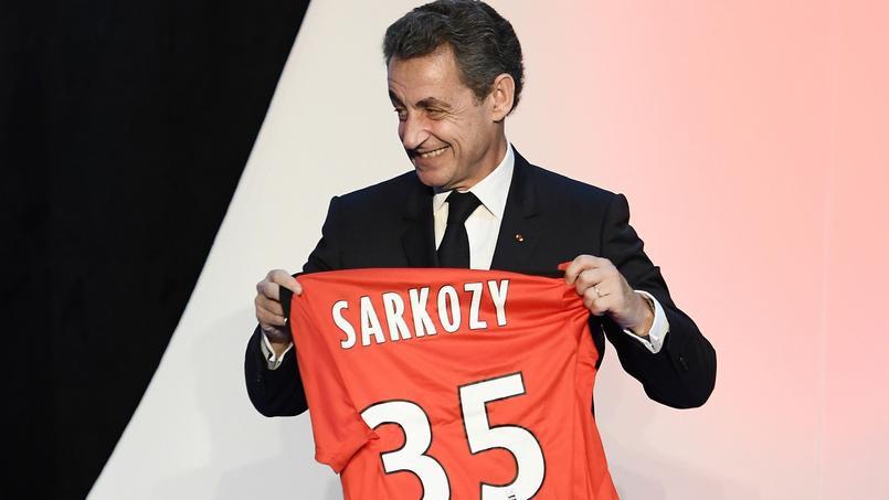 Nicolas Sarkozy rend hommage à Kopa