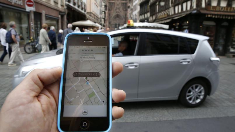 uber renonce g olocaliser ses clients apr s leur trajet. Black Bedroom Furniture Sets. Home Design Ideas