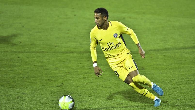 EN IMAGES. Neymar dans le clip des JO Paris 2024