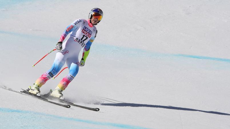 La skieuse Lindsay Vonn veut défier les hommes !