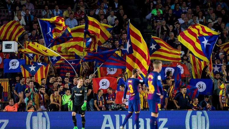 Le référendum catalan : Un scrutin qui divise le sport