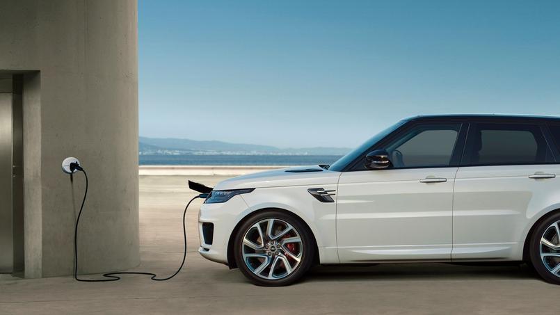 range rover sport bient t hybride rechargeable. Black Bedroom Furniture Sets. Home Design Ideas