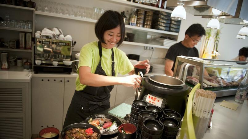 Anne goscinny je suis dingue de cuisine japonaise - Cuisine japonaise sante ...
