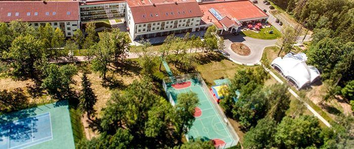 Mondial 2018 : découvrez l'hôtel des Bleus à Istra
