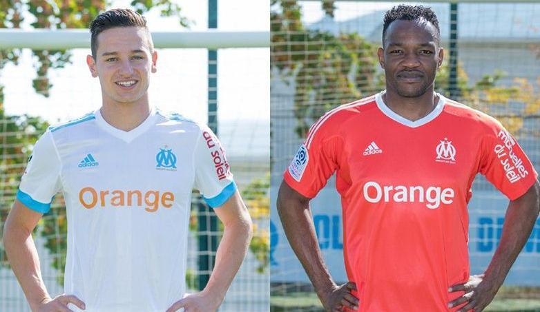 Orange devient le nouveau sponsor maillot de Marseille — OM