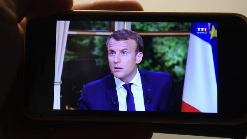 Les Jeunes avec Macron organisent leur soutien au chef de l'Etat