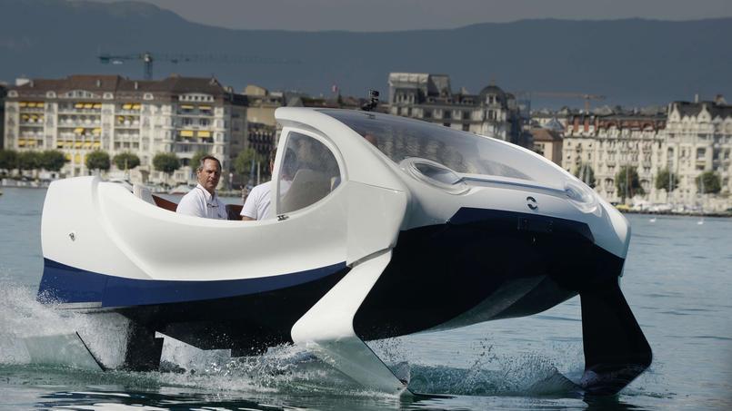 SeaBubbles : la Seine n'aura pas ses bateaux volants