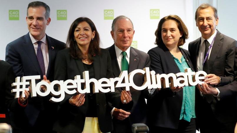 Pollution: les grandes villes mondiales s'engagent pour «zéro émission» en 2030