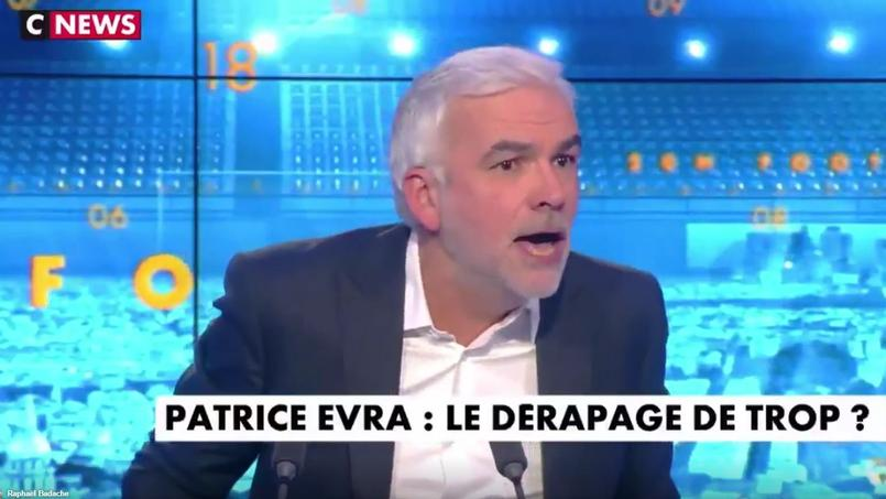 On se clashe en direct sur l'affaire Evra (vidéo) !