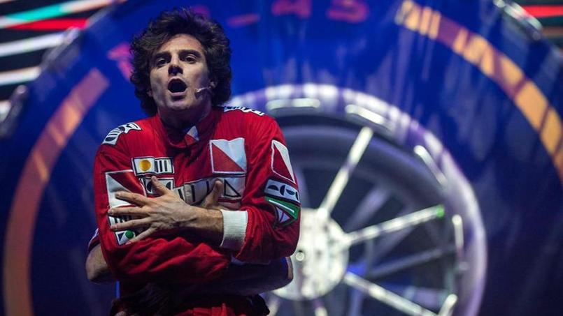 La vie d'Ayrton Senna adaptée… dans une comédie musicale