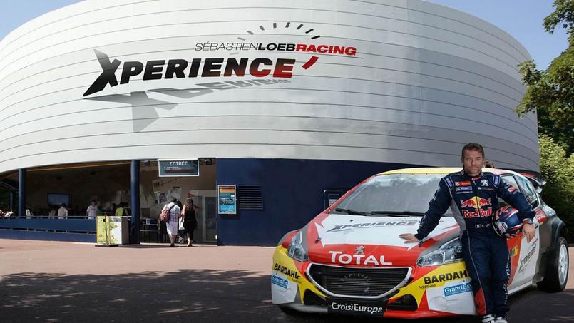 Le Futuroscope invite au grand frisson avec Sébastien Loeb