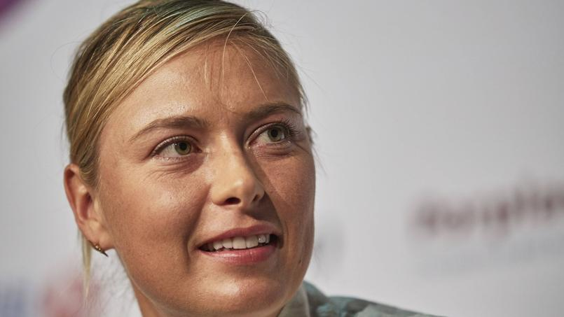 Une plainte déposée contre Sharapova en Inde