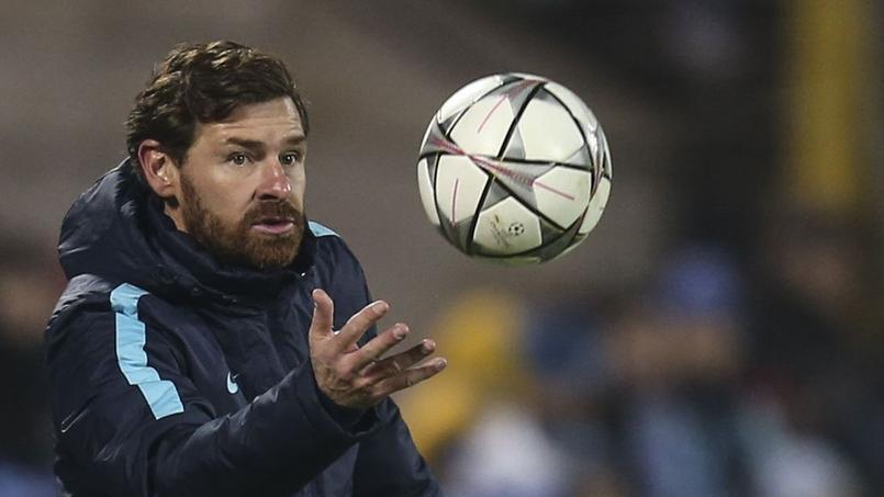 Dakar - L'entraîneur de foot André Villas-Boas engagé
