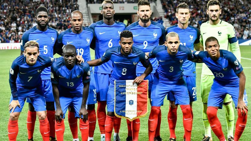 Onze le plus cher du Mondial, les Bleus pèsent 463 M€