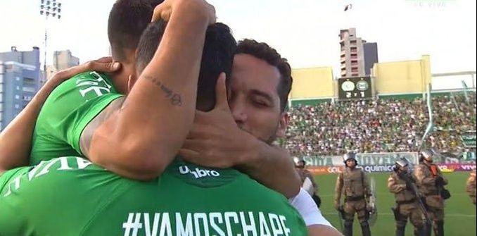 Un an après le drame aérien, Chapecoense se qualifie pour la Copa Libertadores