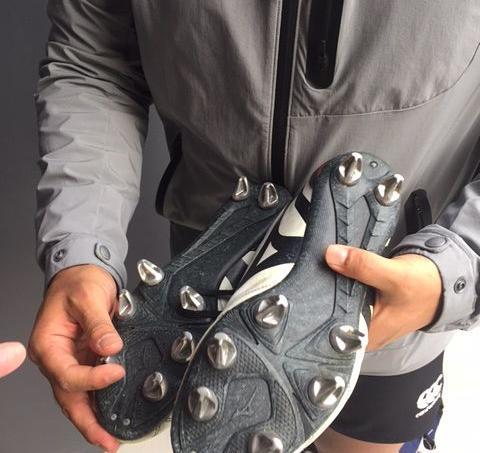Les crampons orientables, nouvelle innovation au service du sportif
