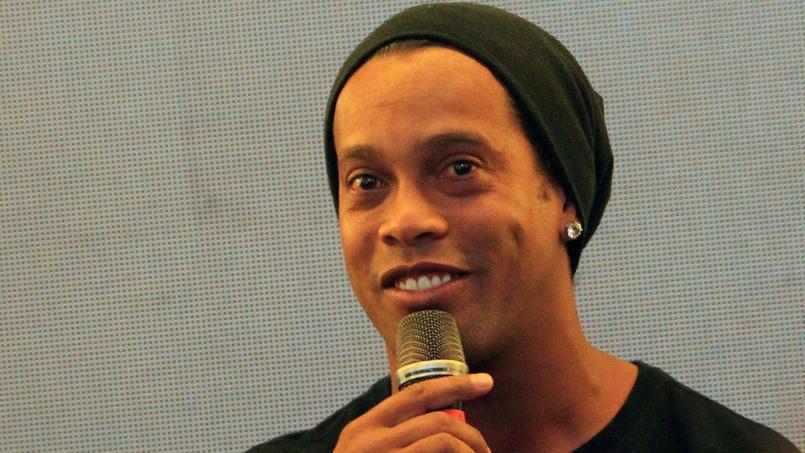 Ronaldinho avec l'extrême droite — Brésil