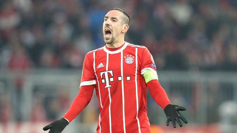 Franck Ribéry (Bayern Munich) solidaire envers un bébé borgne